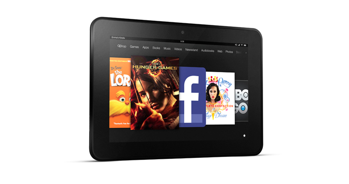 Kindle Fire Hd 720w