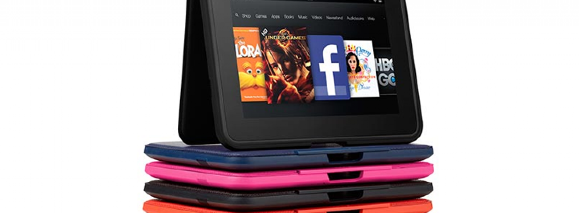 Amazon Kindle Fire HD only $159 in limited-time sale