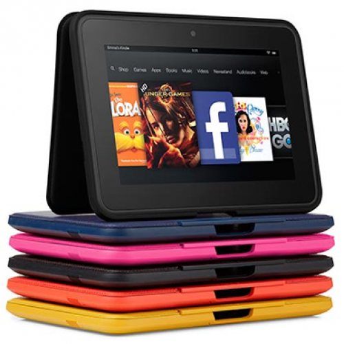 Kindle Fire HD (7-inch) now available
