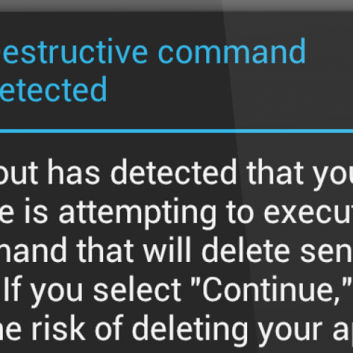 Lookout updates security app in wake of Galaxy S III dialer scare