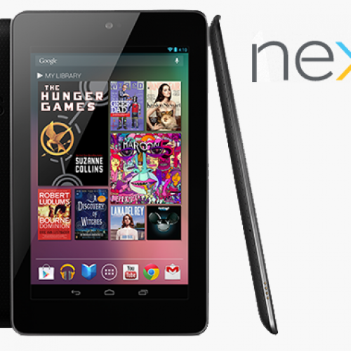 Nexus 7 refresh reported to feature HD display, thinner bezel