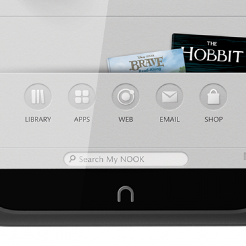 Nook HD Gallery