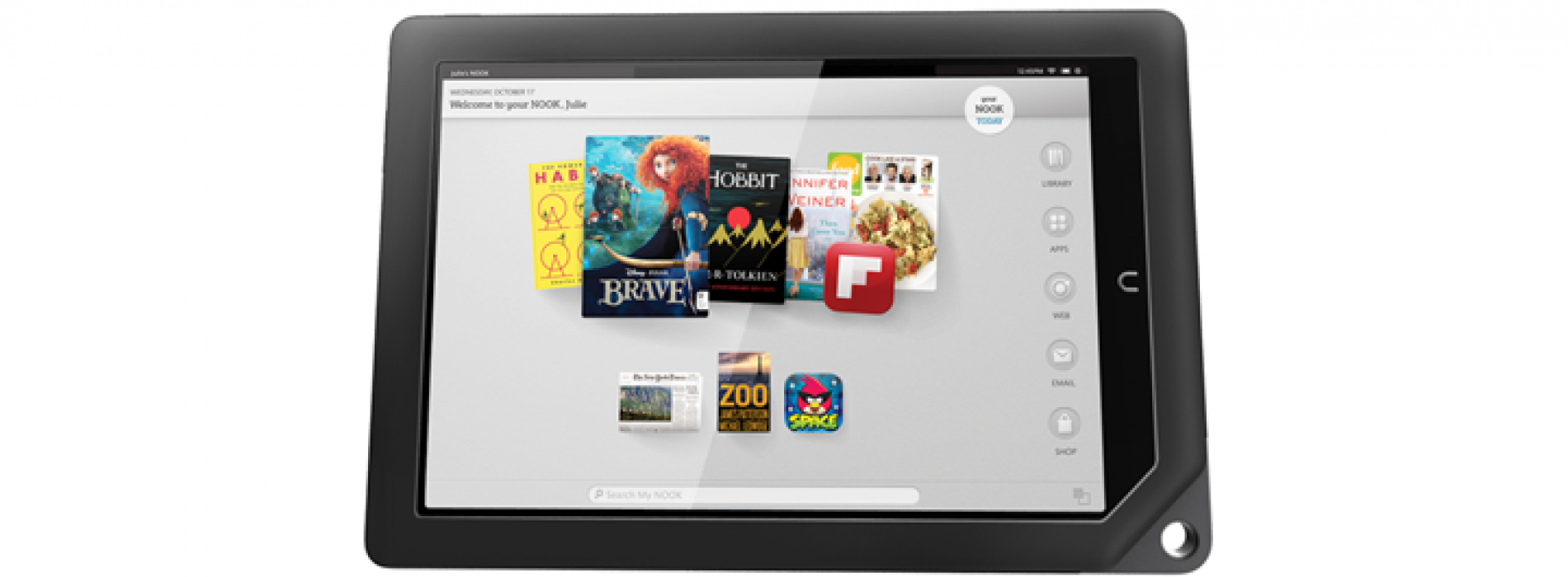 Nook HD+ Gallery