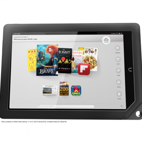 Barnes & Noble add Google Play Store to Nook HD tablets