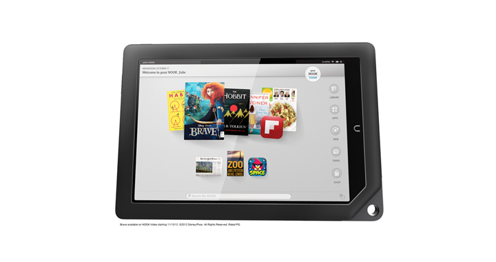 Nook Hd Plus 2 720