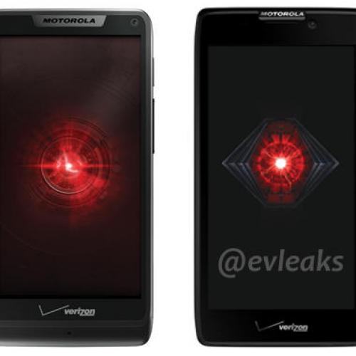 First images of Motorola Droid Razr M, Droid Razr HD