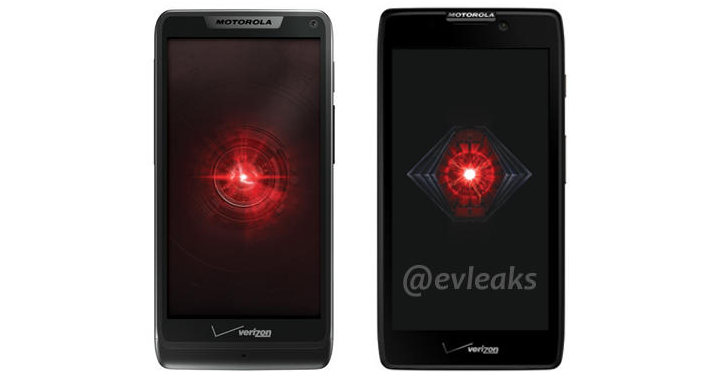 Pair Motorola Razrs Leak1