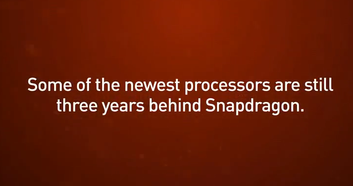 Qualcomm Snapdragon 3 Years 720