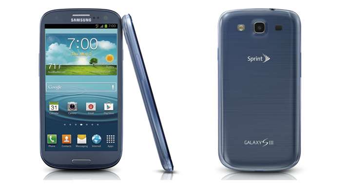 Sprint Galaxy S Iii 720w