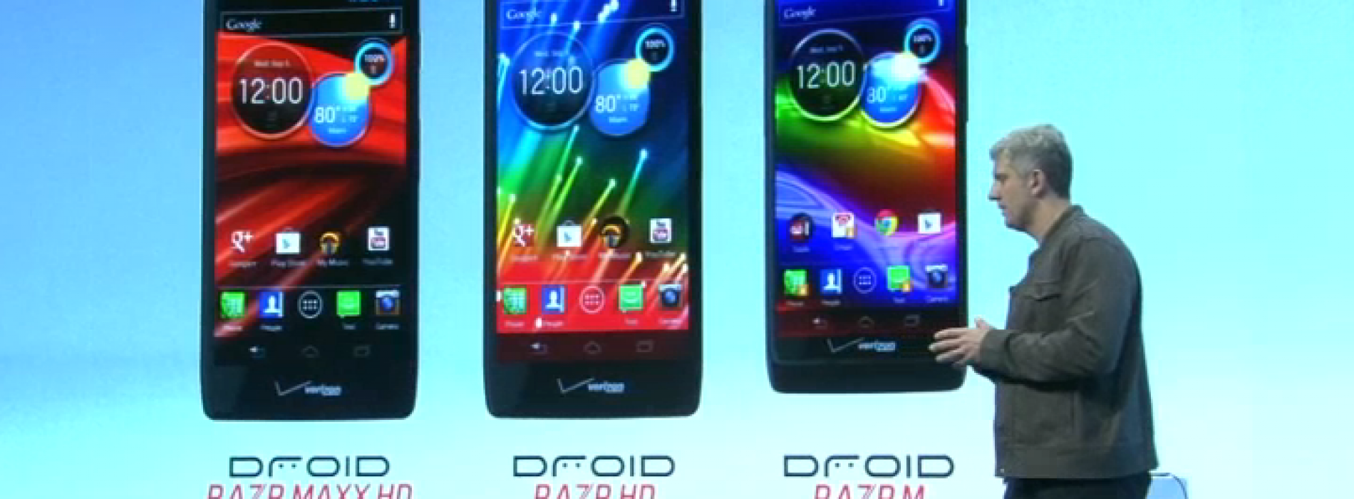 The $99 Motorola Droid Razr M arrives next week (Sept 13)