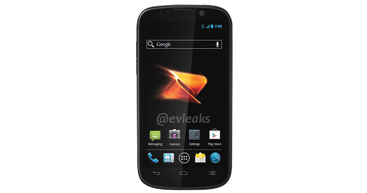 Zte Warp Sequent 720w