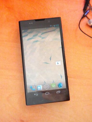Nexus X front