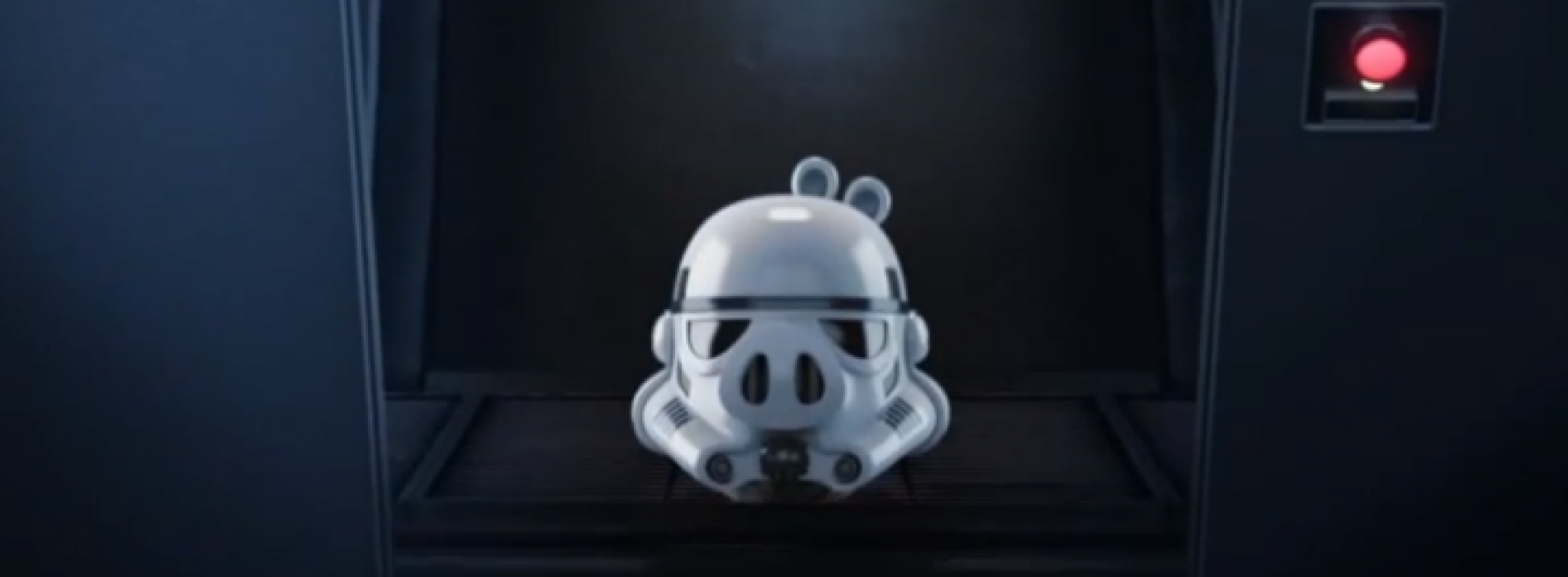 Rovio teases Angry Birds Star Wars with another video