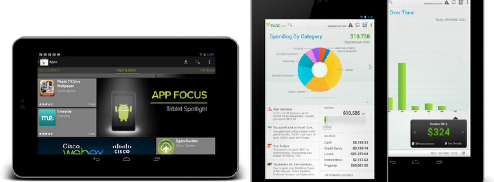 Google offers tips to developers looking for tablet app exposure