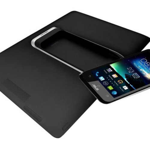 ASUS intros quad-core PadFone 2