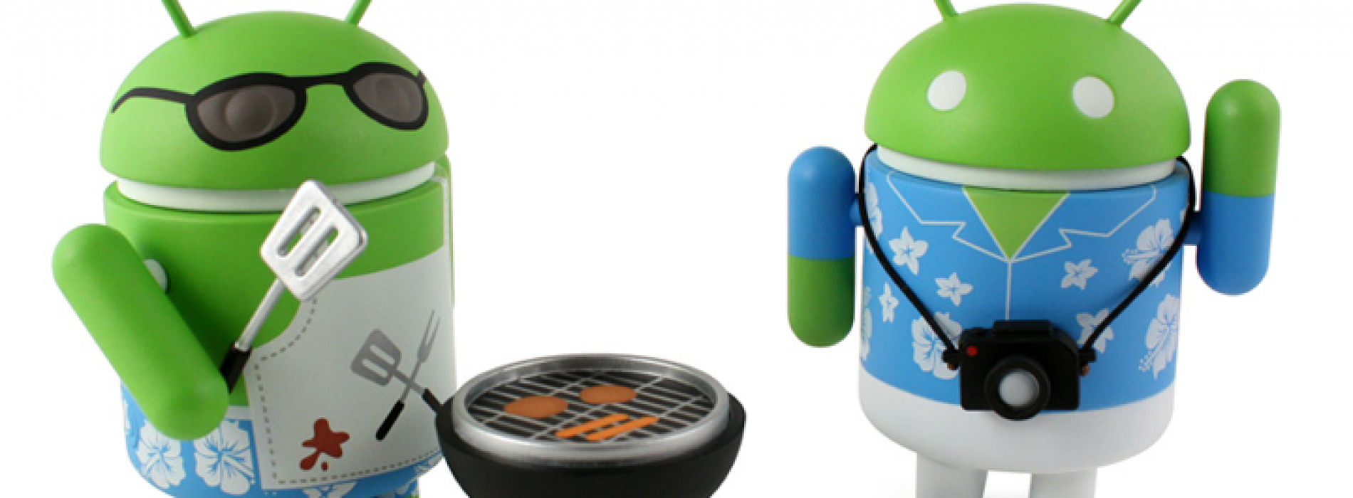 Dyzplastic announces special Big Android BBQ edition Android collectibles