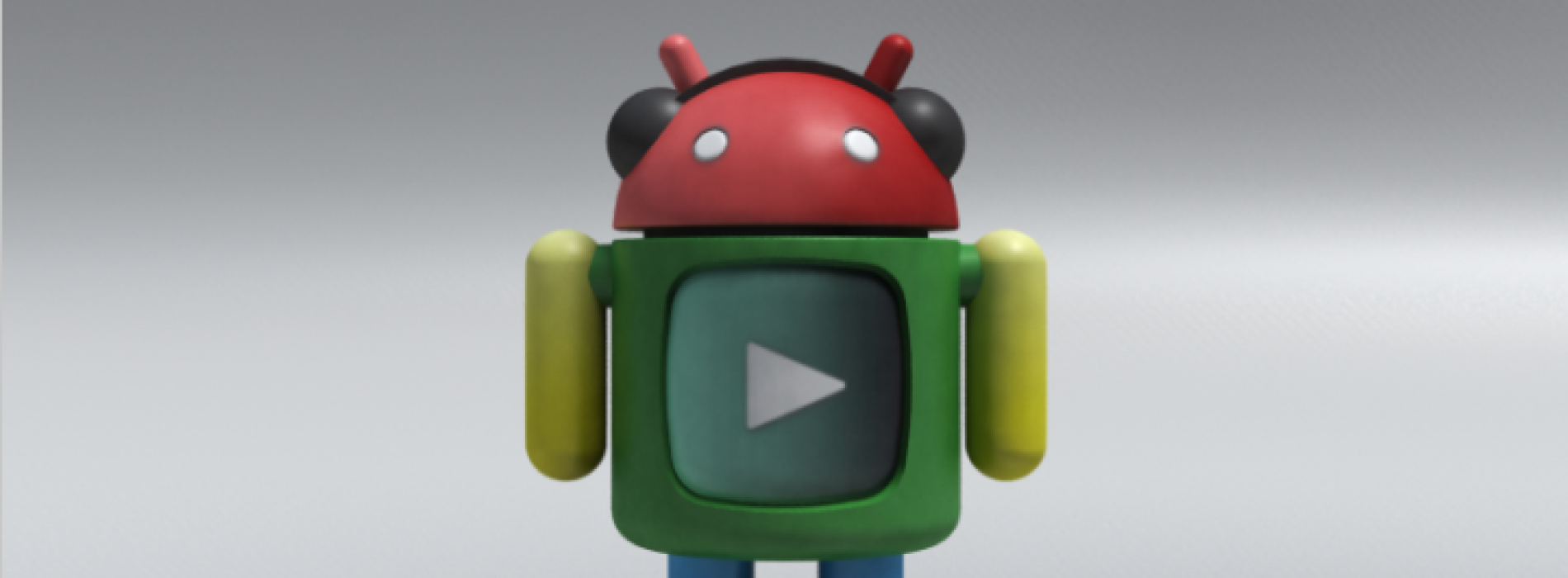 Cubify intros two dozen 3D-printed Bugdroid collectibles