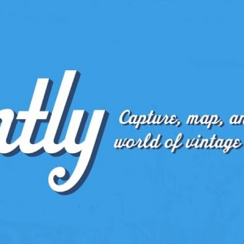 Vintage typography app Fontly comes to Android