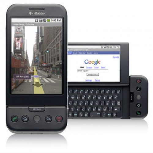 This Day in Android: T-Mobile G1 ushers in the Android era (2008)