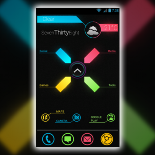 Get this look on your Android smartphone: XUI.v2