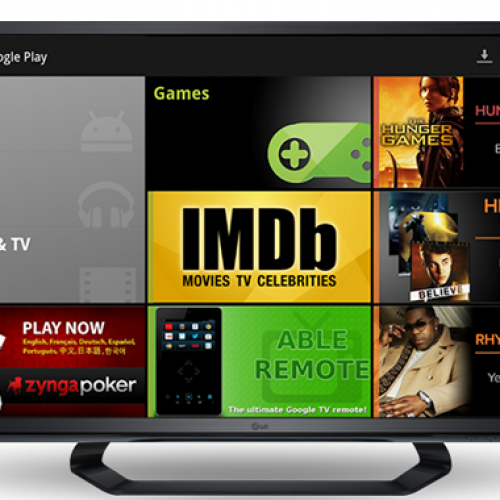 Google promises more Google TV partners, more content at CES