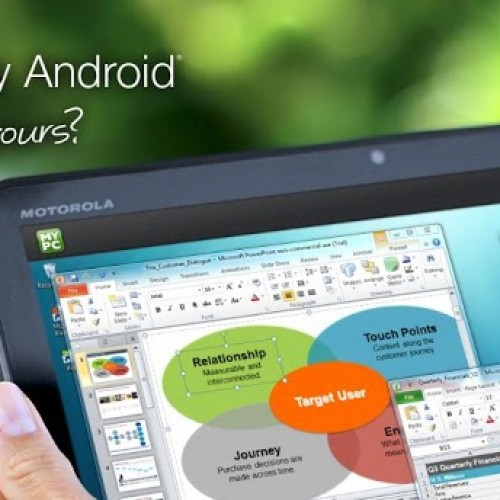 Citrix bows new GoToMyPC app for Android