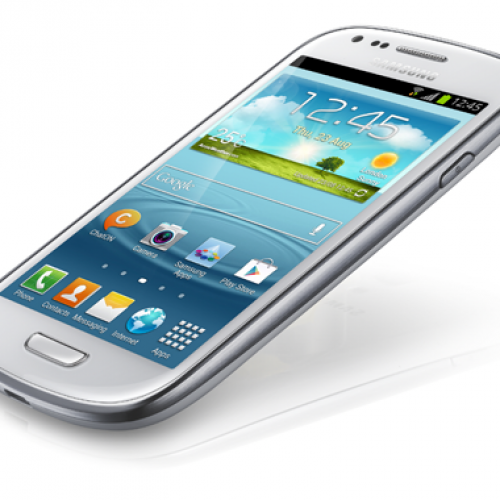 Samsung announces Galaxy S III Mini