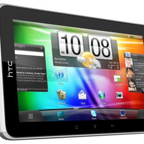 HTC bids farewell to tablets in United States