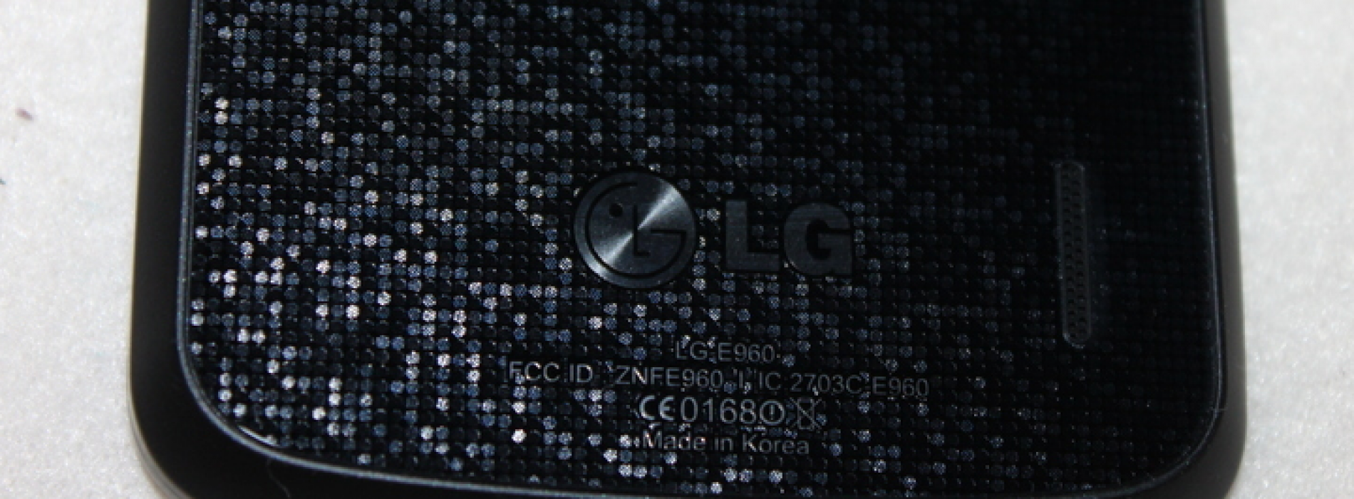 Here's your first look at the LG Optimus G Nexus