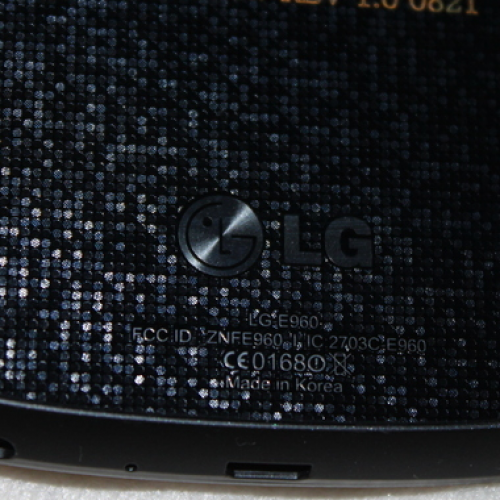 LG Nexus 4 expected October 29, according to French newspaper