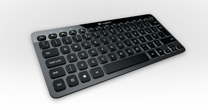 Logitech K810 720
