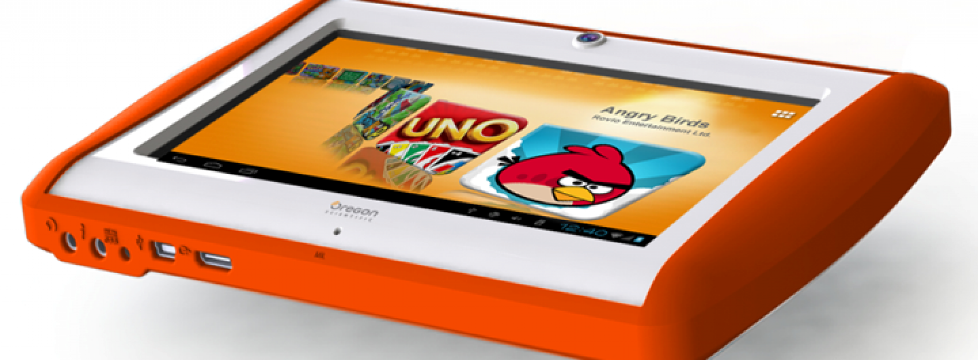 Oregon Scientific debuts $150 MEEP! Tablet for kids