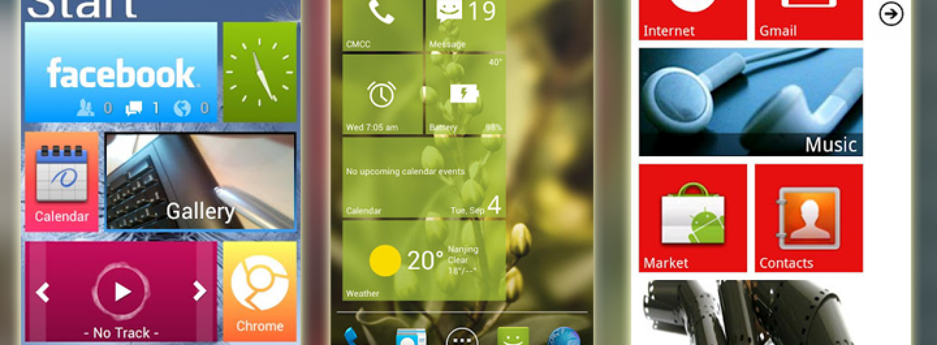 13 apps to mimic the Windows Phone Metro UI on your Android