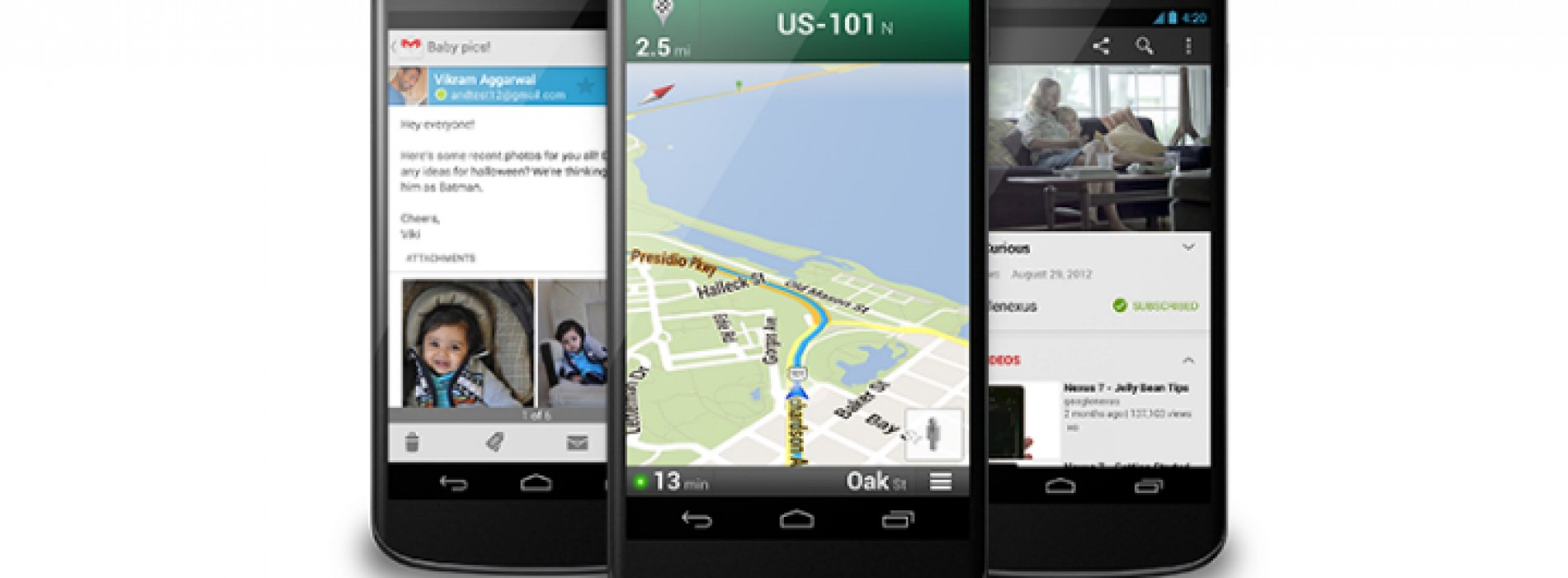 Google Nexus 4 will be available for UK and Germany at 5 PM GMT