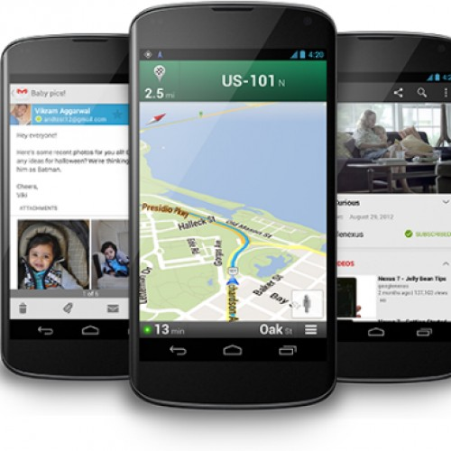 White Nexus 4 with Android 4.3 due on June 10, report says
