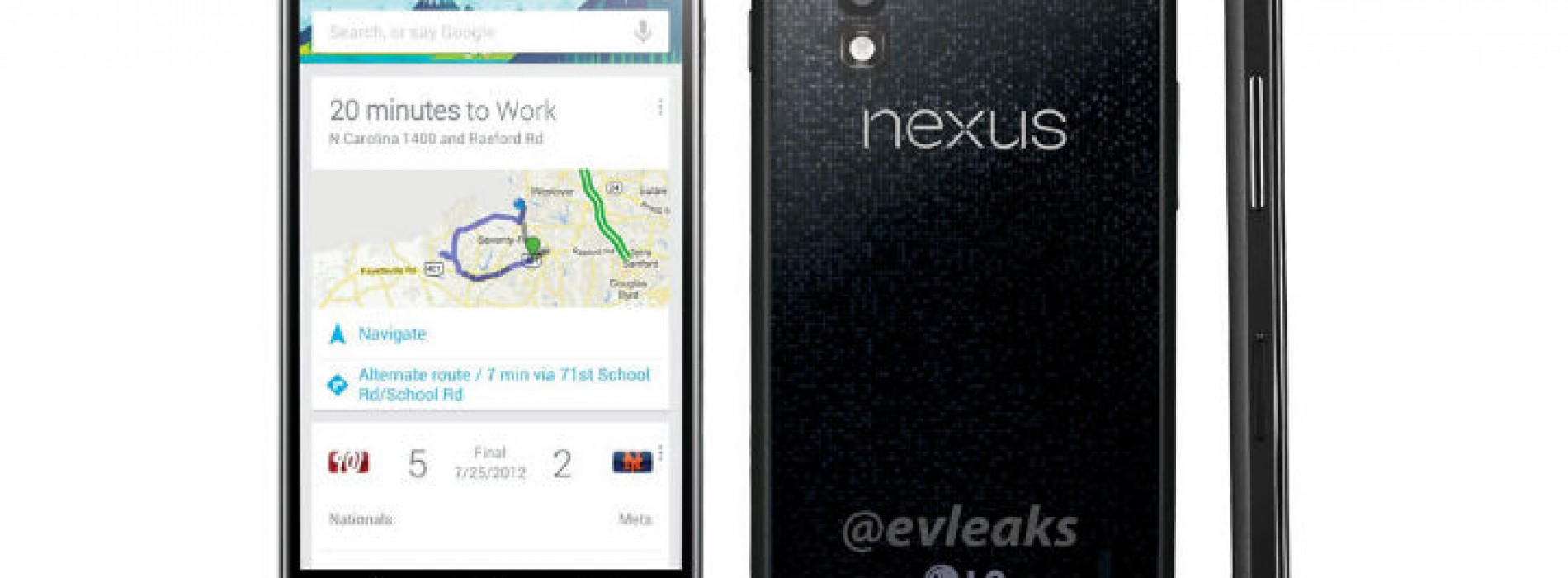 Nexus 4 available again through T-Mobile website