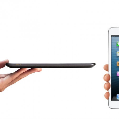 Comparing the Nexus 7 to the iPad mini