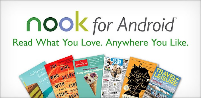 B&N updates NOOK app for Android