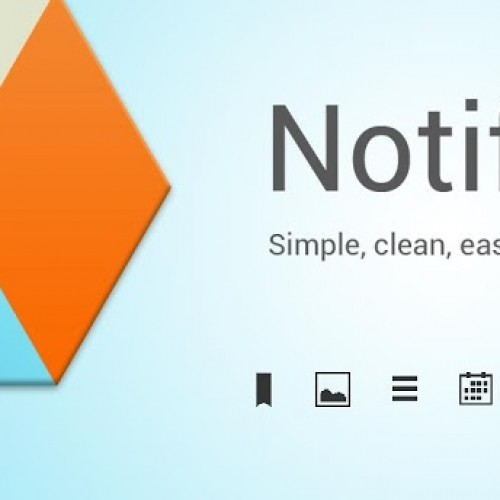 Create custom, simple notifications for Android 4.1 with Notif