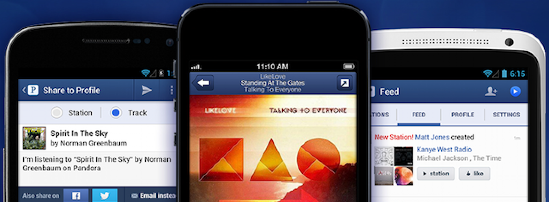 Pandora announces 4.0 for Android for coming weeks