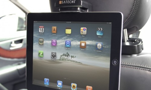 Satechi Headrest Mount for tablets review