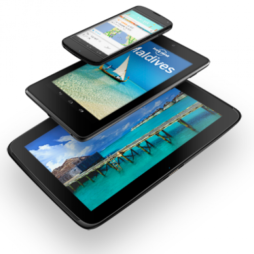 Google announces Nexus 10 for November 13