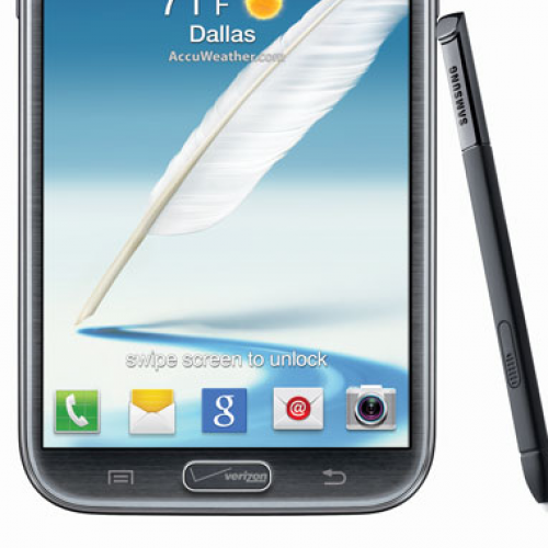 Verizon now taking pre-orders for Galaxy Note II