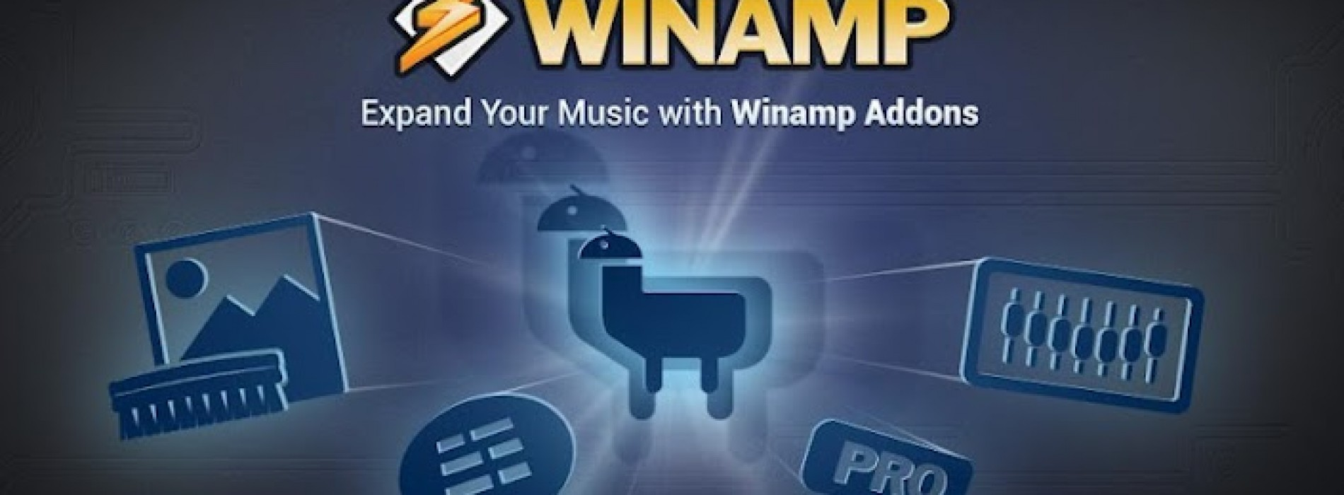 Winamp adds synchronized lyrics to Android app
