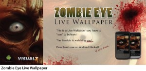 zombie lwp eye 300x146 Рождественские зомби   Dead Trigger готовится к праздникам