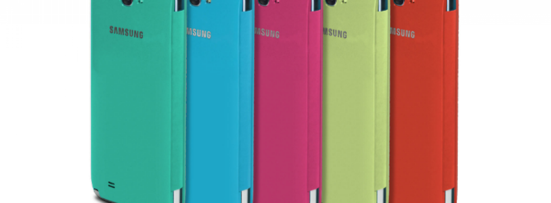 Samsung offering stylish new Flip Covers for Galaxy Note II, Galaxy S III