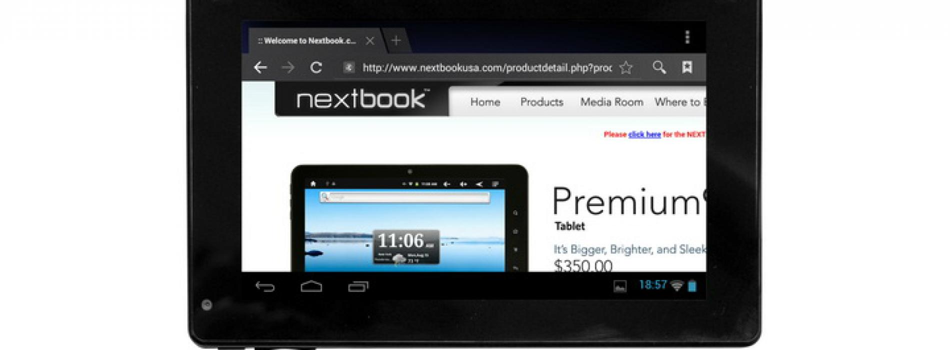 E FUN debuts $129 Nextbook Premium 7SE-GP with Google Play access