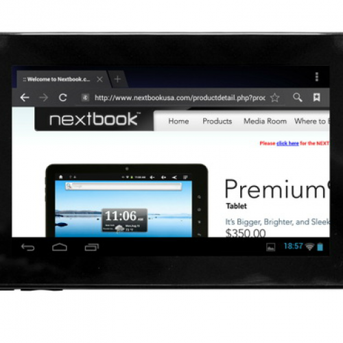 E FUN debuts $129 Nextbook Premium 7SE-GP with Google Play access