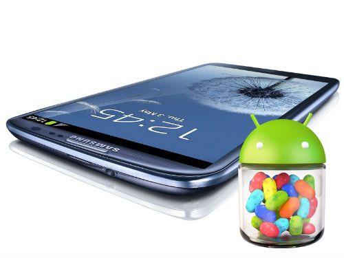 Samsung-Jellybean