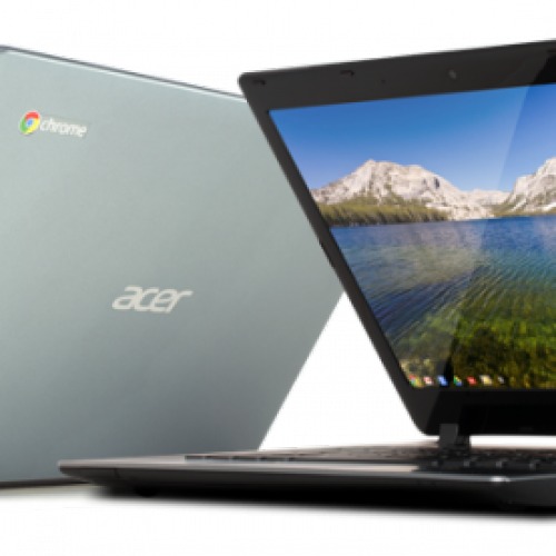 Acer and Google launch new Chromebook